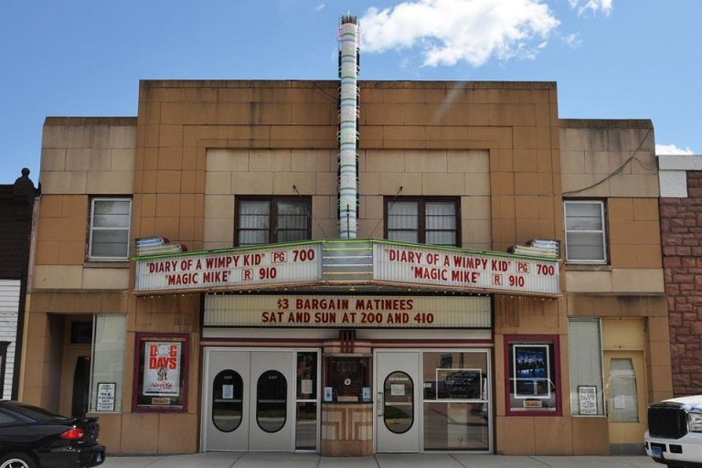Will The Curtain Close On Small-Town Movie Theaters?